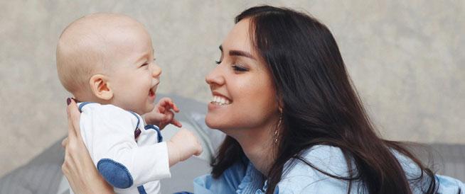 طرق لتحفيز حواس الطفل
