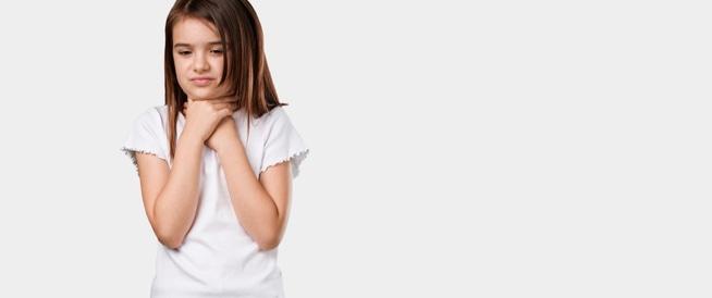 علاج البلغم عند الأطفال