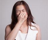 أسباب رائحة الجسم الكريهة