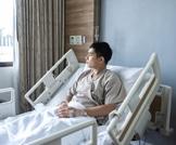 غرفة المشفى