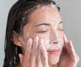 غسل أجزاء الجسم بطريقة صحيحة