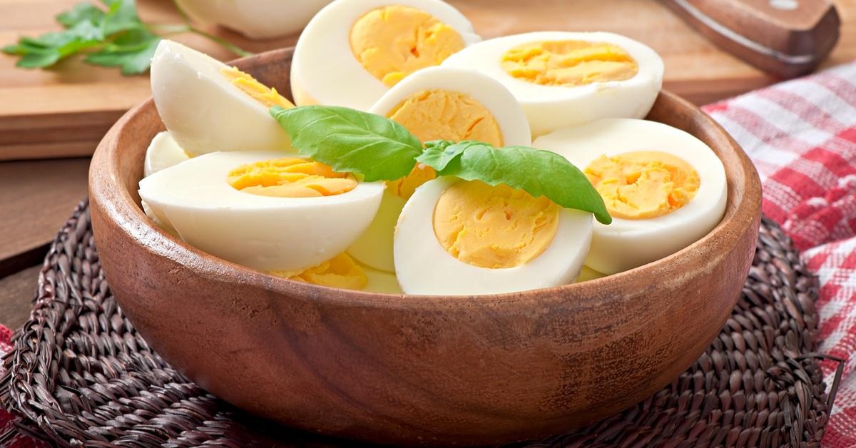 تعرف على فوائد البيض المسلوق - ويب طب