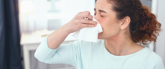 أعراض حساسية الأنف: خمسة لا يجب تجاهلها