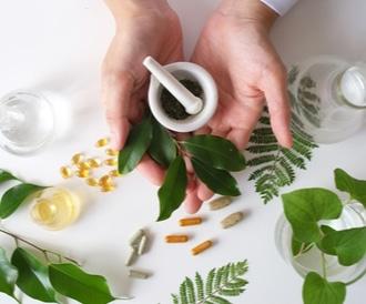 علاج التهابات المهبل بالأعشاب