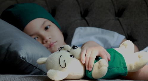 أعراض سرطان الدم عند الأطفال
