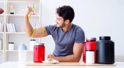أفضل 5 مكمّلات لبناء العضلات