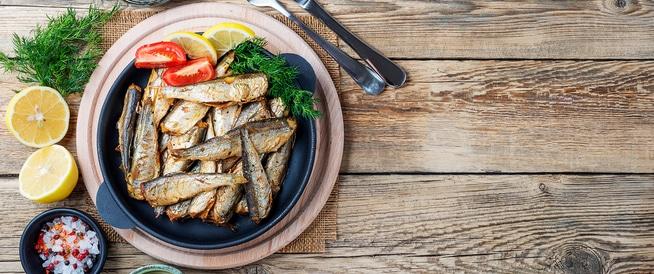 9 فوائد مذهلة لسمك السردين