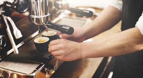 قهوة الاسبريسو