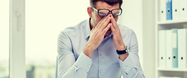 أنواع من الإجهاد المرتبطة بعملك