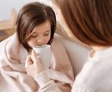 إنفلونزا المعدة لدى الأطفال