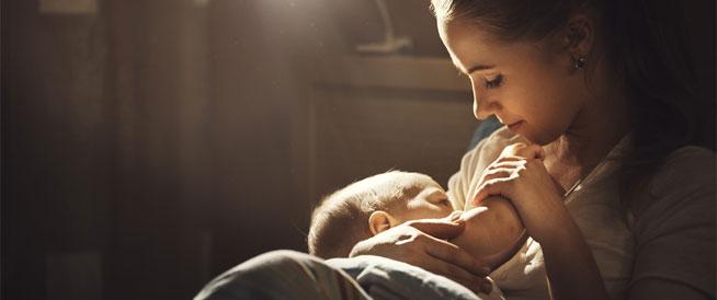 حلول تسرب الحليب من الثدي في فترة الرضاعة