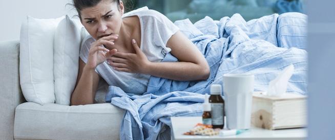 علاج الكحة الناشفة: أفضل الطرق المنزلية