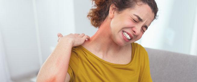 أمراض جلدية معدية: يجب الحذر من المصاب بها