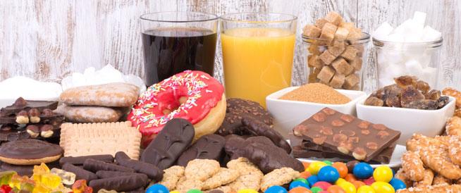 علامات تدل على تناول كميات زائدة من السكر