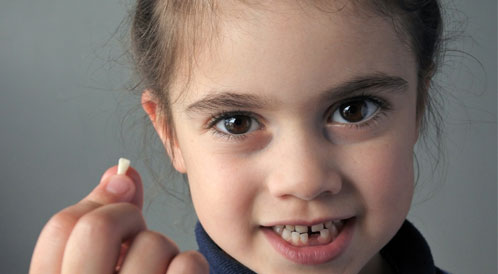 أسباب تأخر تبدل أسنان الأطفال
