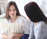 معلومات للابنة عن الدورة الشهرية