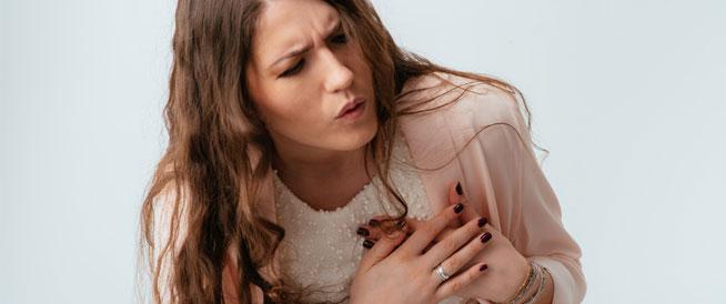 علامات تحذيرية من الإصابة بالإنسداد الرئوي