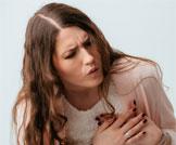 علامات الإصابة بالإنسداد الرئوي