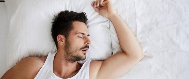 فتح الفم أثناء النوم: أسباب وحلول