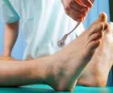 التهاب الأعصاب في الأرجل