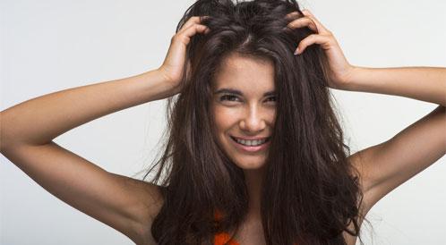 مشكلات الشعر الكثيف وعلاجها