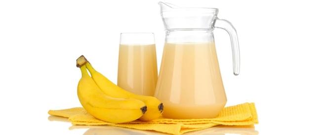 طريقة عمل عصير الموز وفوائده الصحية