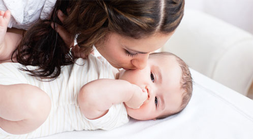 أسباب التهاب المنطقة الحساسة عند الطفل