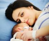 بعد الولادة القيصرية
