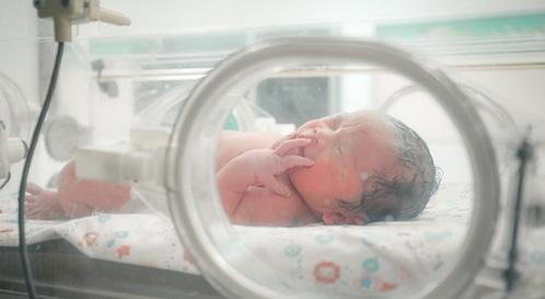 الولادة في الشهر السابع