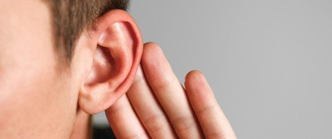 التهاب الغدد الليمفاوية خلف الأذن