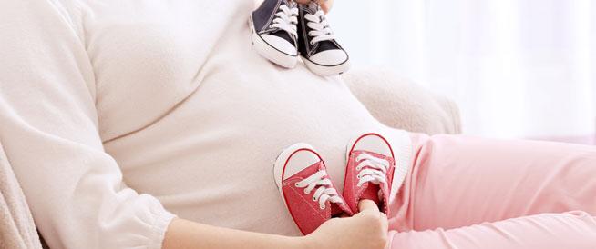 أبرز علامات الحمل بتوأم