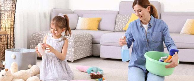 أشياء يجب أن تجعلي طفلك يفعلها بمفرده