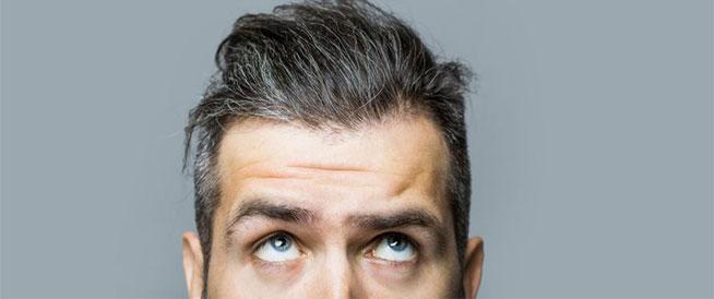 عادات خاطئة تسرع من ظهور الشعر الأبيض