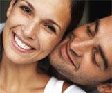 فوائد القبلات بين الزوجين
