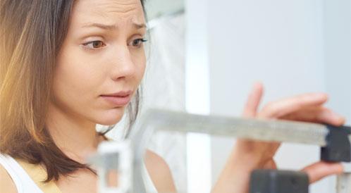 أسباب عودة الوزن بعد فقدانه