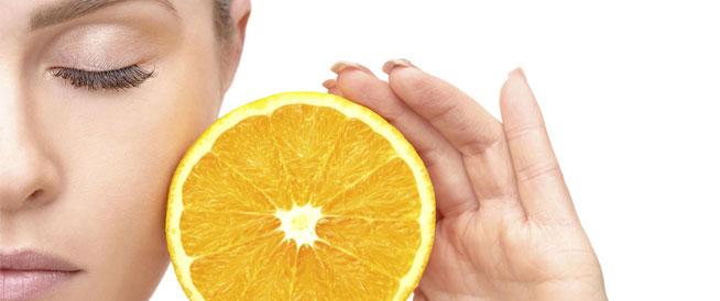 وصفات فيتامين سي لبشرة نضرة ومتوهجة