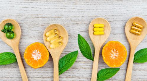 فيتامينات تحارب التهابات الجسم