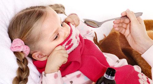 حيل اعطاء الطفل الدواء