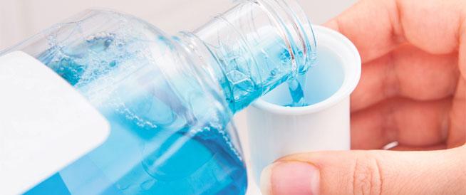 استخدامات صحية وجمالية عديدة لغسول الفم