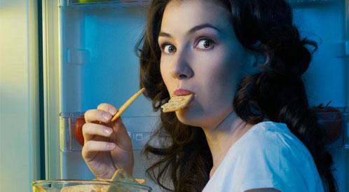 أوقات تزداد فيها شهية النساء