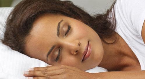 خطوات تساعد في النوم