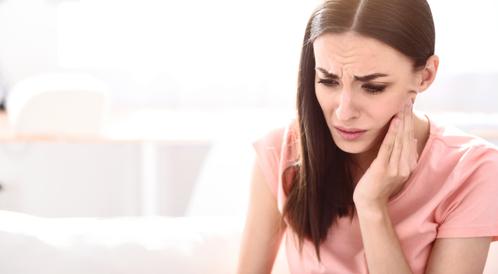 أعراض ظهور ضرس العقل