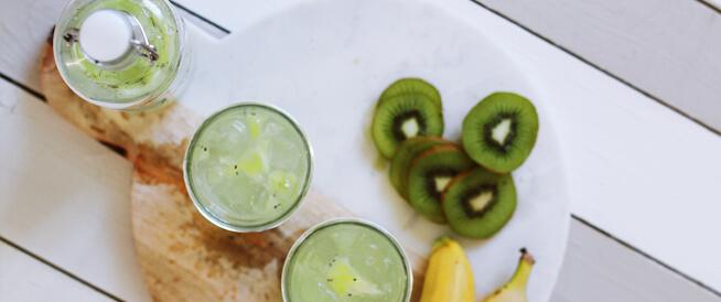 فوائد عصير الكيوي الصحية