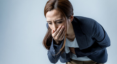 أعراض الزائدة الدودية