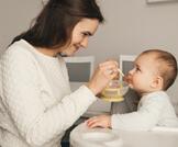 الغازات لدى الرضع والأطفال