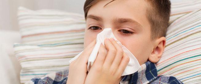 الأمراض الأكثر انتشاراً في المدارس وطرق الوقاية