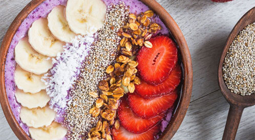 أطعمة لزيادة مستويات الإستروجين