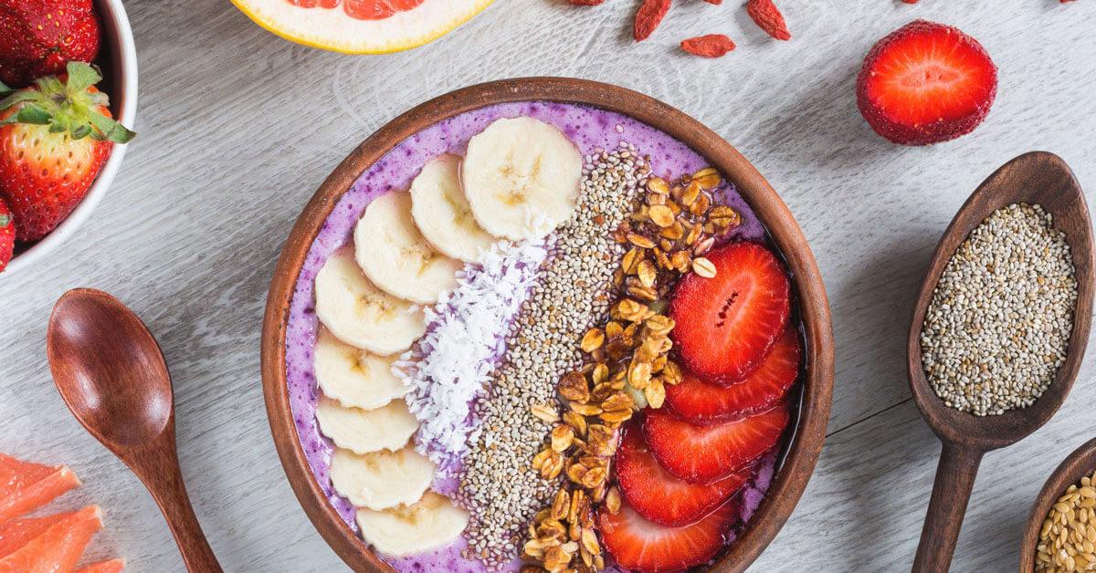 أطعمة تعزز هرمون الإستروجين بالجسم ويب طب