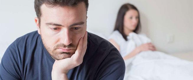 علامات تؤشر للإصابة بالضعف الجنسي