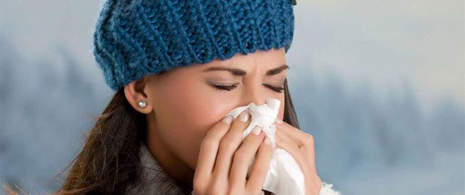 تأثير الطقس البارد على مختلف أعضاء الجسم